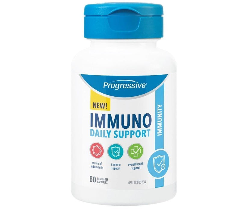 Progressive Immuno Daily Support Vegetable Capsules