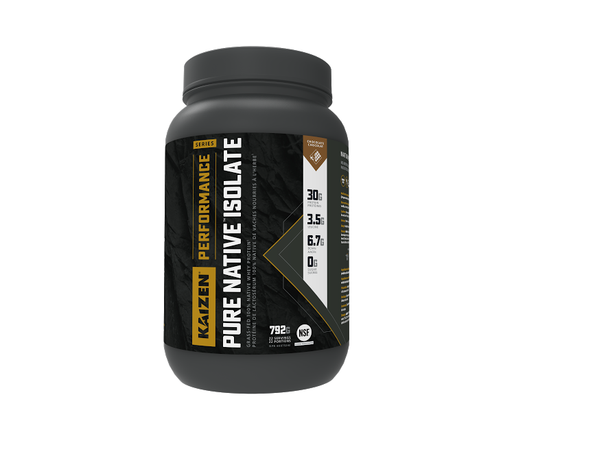 Kaizen Performance Series Pure Native Isolate Chocolate