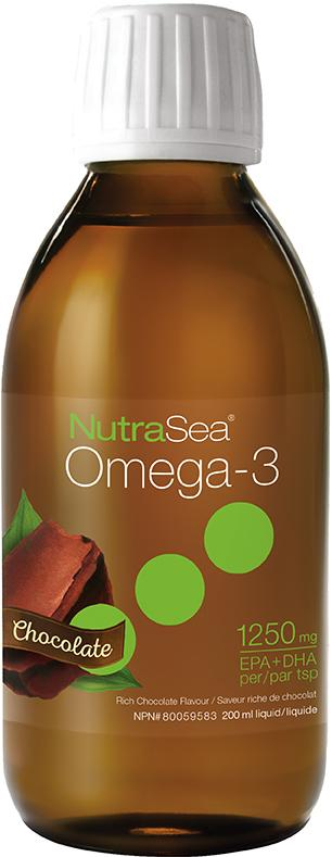 Ascenta NutraSea Omega-3 Chocolate