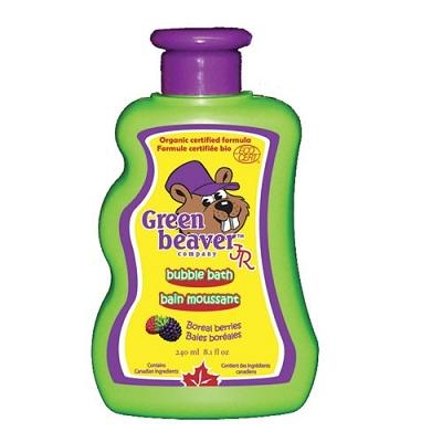 Green Beaver Kids Natural Bubble Bath
