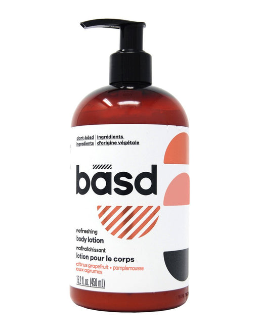 Basd Body Lotion Refreshing Grapefruit 450 ml