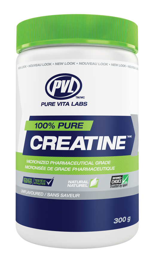 PVL Essentials 100% Pure Creatine - Unflavoured