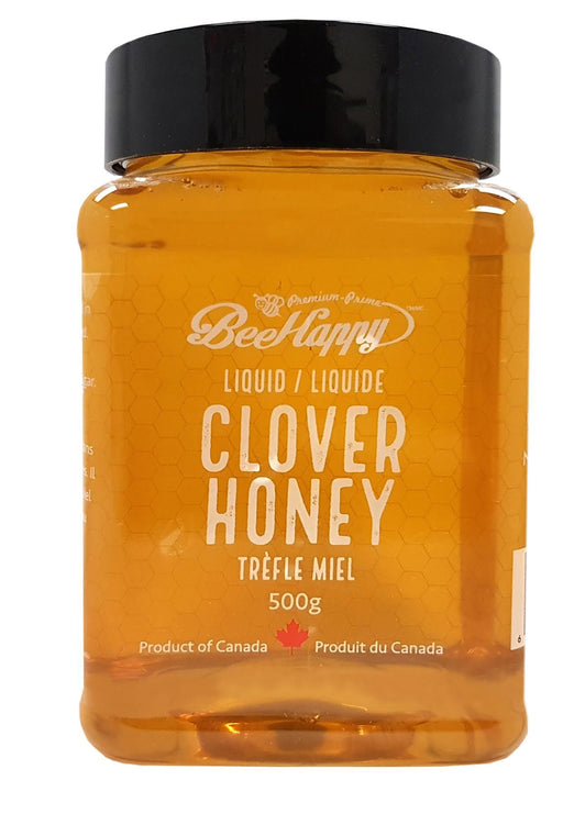 Bee Happy Clover Honey