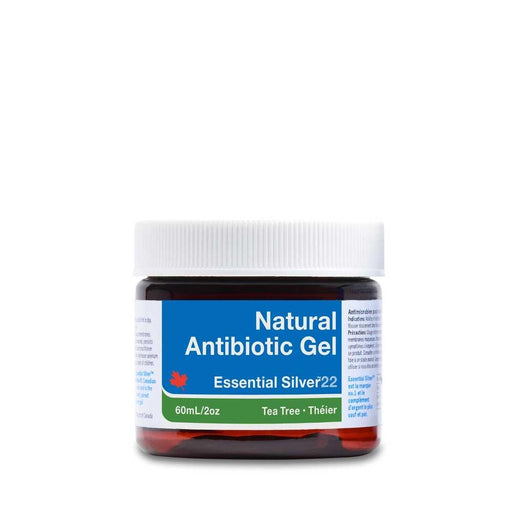 Jardine Naturals Essential SIlver 22 Natural Antibiotic Gel Tea Tree