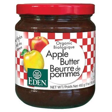 Eden Foods Organic Apple Butter 482 g