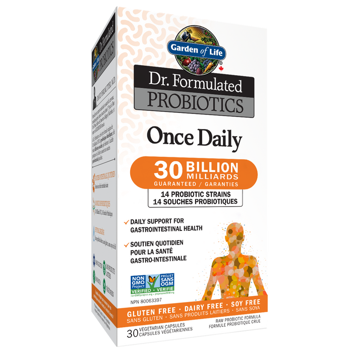 Garden of Life Dr. Formulated - Once Daily Probiotics