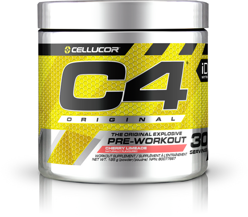 Cellucor C4 Original Pre-Workout Cherry Limeade 195 g