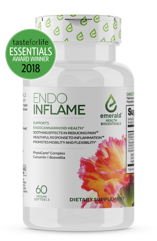 Emerald Health Endo Inflame 60 Softgels