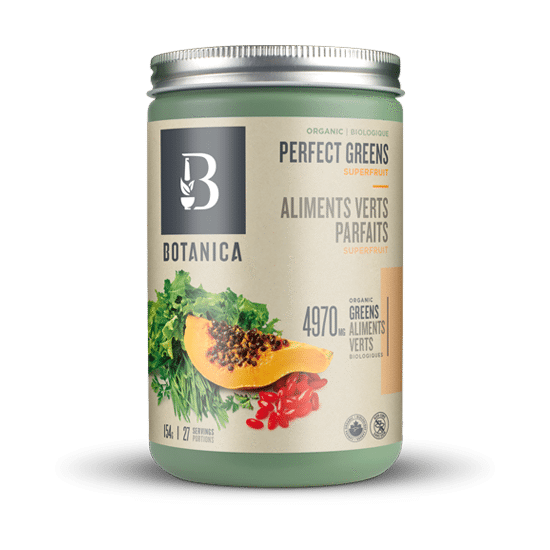 Botanica Perfect Greens Superfruit 154 g