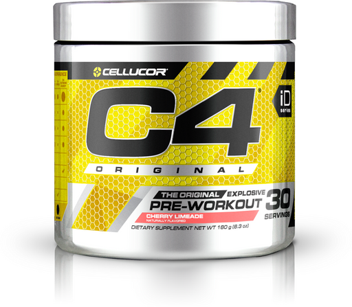 Cellucor C4 Original Pre-Workout Pink Lemonade 195 g