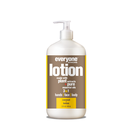 Everyone 3-In-1 Lotion Coconut + Lemon 946 ml