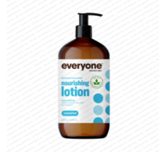 Everyone Hydrating Nourishing Lotion Unscented 946 ml
