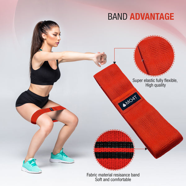 Elastic Resistance Bands | Bands for Beginners