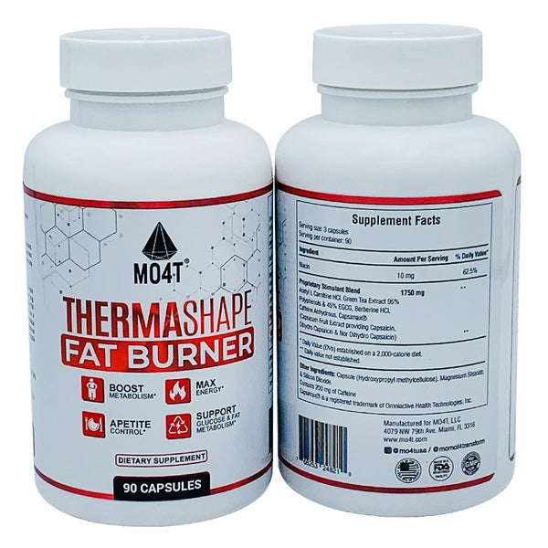 Fat Burner Supplements | Thermashape MO4T