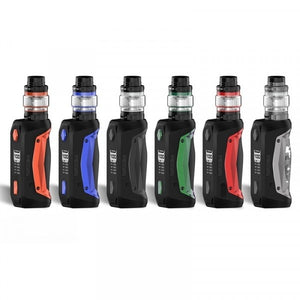 Geek Vape | Aegis Solo 100W Kit | Single 18650 | 2ml Cerberus Tank
