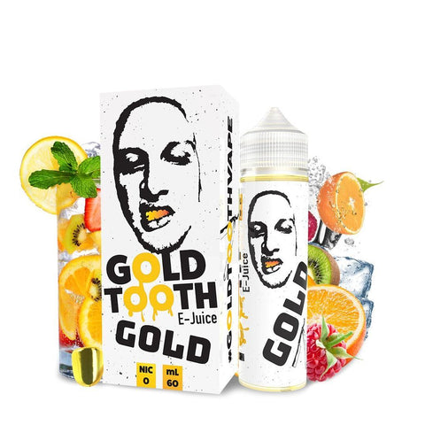 One Hit Wonder Gold Tooth | Gold | 50ml Shortfill | 0mg