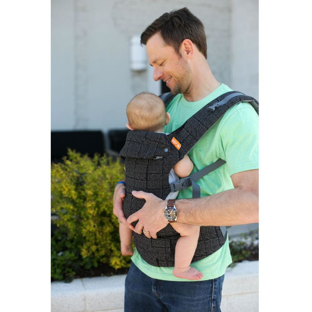 83a82d0a241 Beco Baby Carrier - Beco Gemini Ink (2018) - Carry Them Close