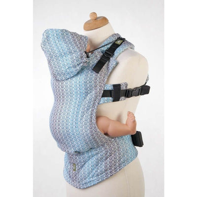 Lenny Lamb Ergonomic Carrier (BABY) - Little Love Breeze (Second Generation), , Baby Carrier, Lenny Lamb, Carry Them Close  - 1