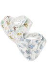 The Little Linen Company - Bibs (2pk) - Jungle Mates