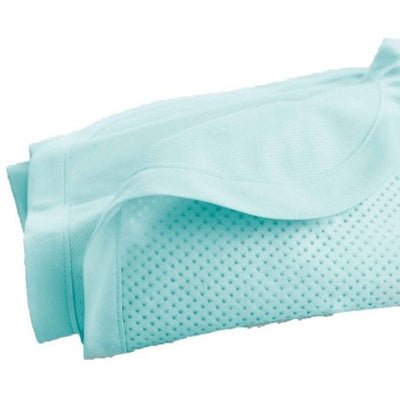 Breathable Baby - Breathable Mesh Cot Liner - Aqua (2 Sided) - Cot Liner - Breathable Baby - Afterpay - Zippay Carry Them Close