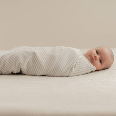 Woolbabe Baby Swaddle - Moondust - swaddle - Woolbabe - Afterpay - Zippay Carry Them Close