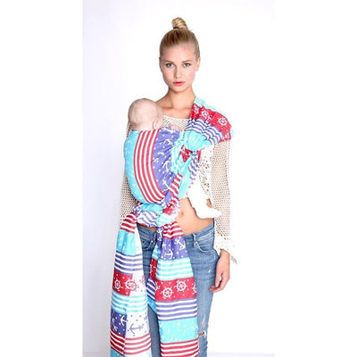 Kokadi Wrap - Ahoi Wrap - Woven Wrap - Kokadi - Afterpay - Zippay Carry Them Close