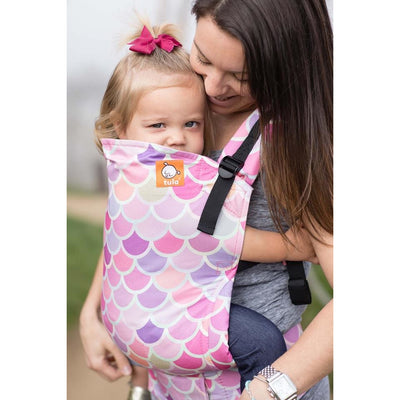Tula Baby Carrier Standard - Syrene Sea - Baby Carrier - Tula - Afterpay - Zippay Carry Them Close