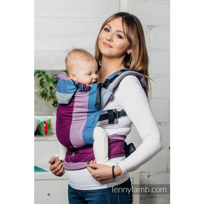 Lenny Lamb Ergonomic Carrier (BABY) - Norwegian Diamond - Baby Carrier - Lenny Lamb - Afterpay - Zippay Carry Them Close