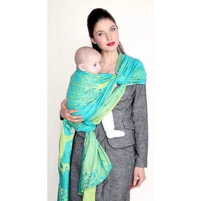 Kokadi Wrap - Leon Im Wunderland Wrap (Limited Edition) - Woven Wrap - Kokadi - Afterpay - Zippay Carry Them Close