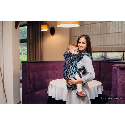 Lenny Lamb - LennyUp TRINITY COSMOS - Baby Carrier - Lenny Lamb - Afterpay - Zippay Carry Them Close