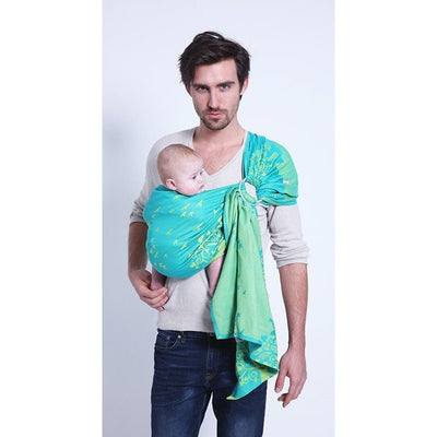 Kokadi Ring Sling - Leon Im Wunderland ***Pre-Order***, , Ring Sling, Kokadi, Carry Them Close  - 1