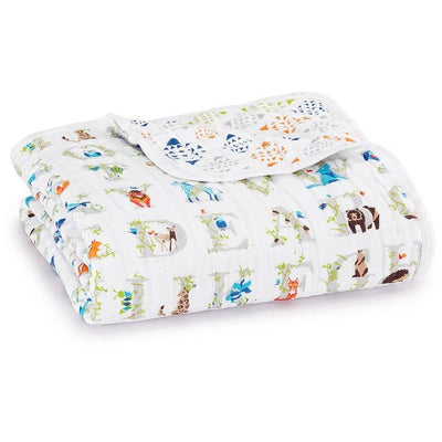 Aden and Anais - Dream Blanket Paper Tales - Baby Blankets - Aden and Anais - Afterpay - Zippay Carry Them Close
