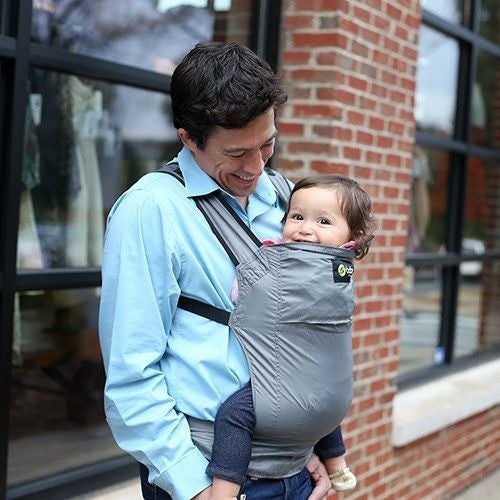 Boba Air - Grey, , Baby Carrier, Boba, Carry Them Close  - 1