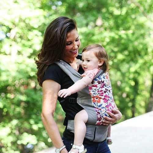 Boba 4G Carrier - Wildflower, , Baby Carrier, Boba, Carry Them Close  - 1