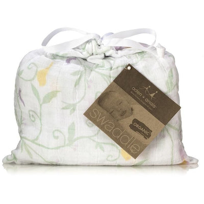 Aden and Anais - Swaddle - Enchanted (Organic), , swaddle, Aden and Anais, Carry Them Close  - 1
