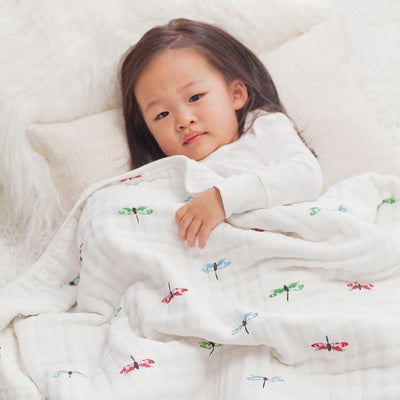 Aden and Anais - Dream Blanket (Snuggle Bug) - Baby Blankets - Aden and Anais - Afterpay - Zippay Carry Them Close