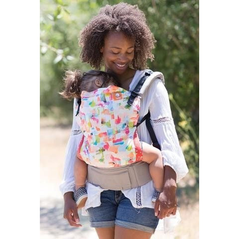 Tula Toddler Carrier - Aquarelle, , Toddler Carrier, Tula, Carry Them Close