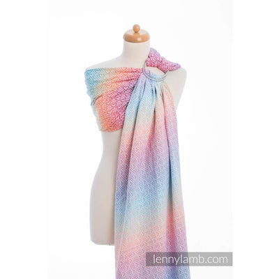 Lenny Lamb Ring Sling - Big Love Rainbow - Ring Sling - Lenny Lamb - Afterpay - Zippay Carry Them Close