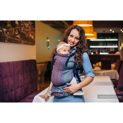 Lenny Lamb - LennyUp  BIG LOVE SAPPHIRE - Baby Carrier - Lenny Lamb - Afterpay - Zippay Carry Them Close