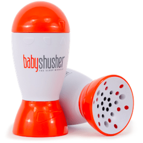 Baby Shusher Sleep Aid White Noise Machine - nursery - Baby Shusher - Afterpay - Zippay Carry Them Close