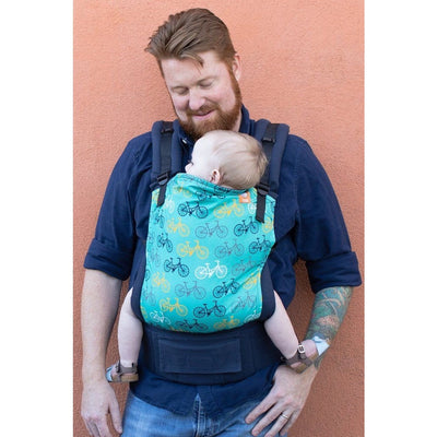 Tula Baby Carrier Standard - Round and Round - Baby Carrier - Tula - Afterpay - Zippay Carry Them Close
