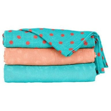 Tula Blanket - Blissful Set - Baby Blankets - Tula - Afterpay - Zippay Carry Them Close