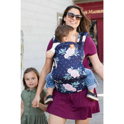 Tula Baby Carrier Standard - Blossom - Baby Carrier - Tula - Afterpay - Zippay Carry Them Close