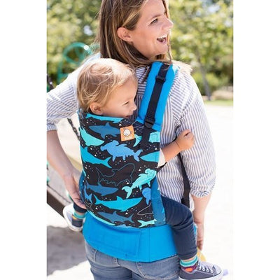 Tula Toddler Carrier - Bruce - Toddler Carrier - Tula - Afterpay - Zippay Carry Them Close