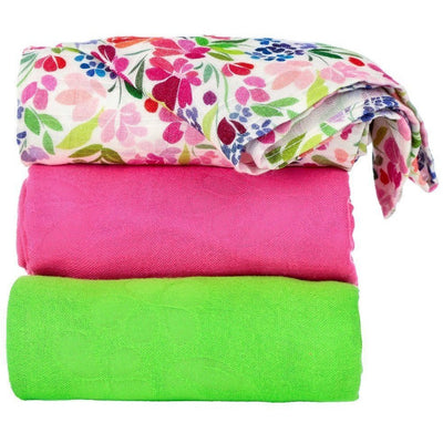 Tula Blanket - Caliandra (Set) - Baby Blankets - Tula - Afterpay - Zippay Carry Them Close
