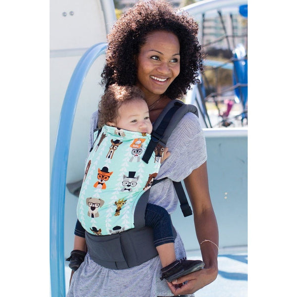 Tula Baby Carrier Standard - Clever, , Baby Carrier, Tula, Carry Them Close  - 1