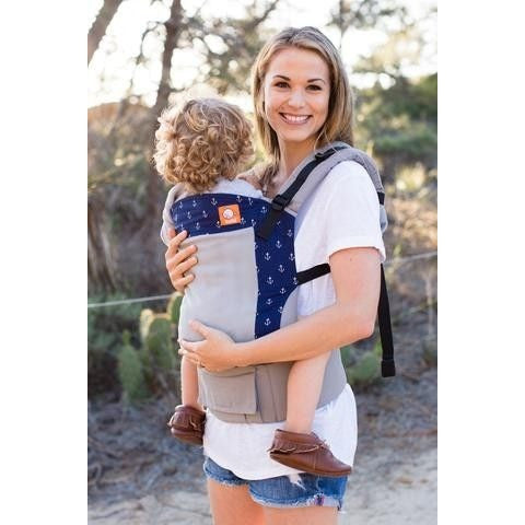 Tula Toddler Carrier - Coast Mariner, , Toddler Carrier, Tula, Carry Them Close