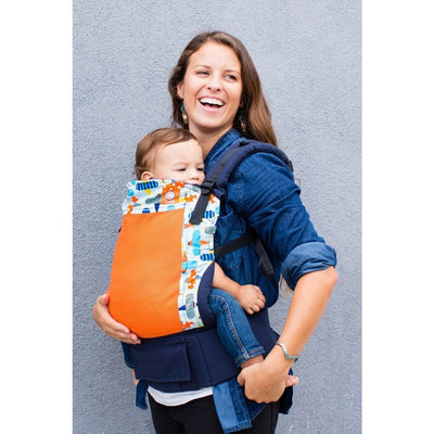 Tula Toddler Carrier - Coast Pilot - Toddler Carrier - Tula - Afterpay - Zippay Carry Them Close