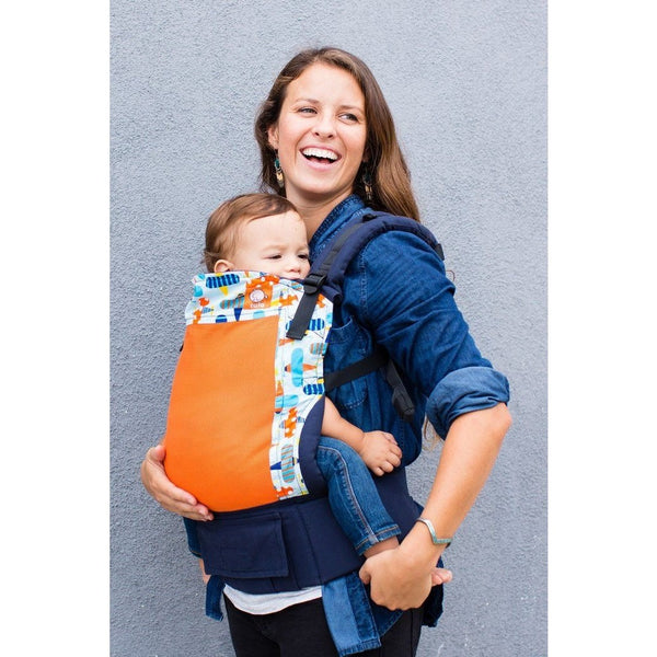 Tula Toddler Carrier - Coast Pilot, , Toddler Carrier, Tula, Carry Them Close  - 1