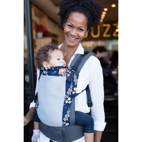 Tula Baby Carrier Standard - Coast Foxglove, , Baby Carrier, Tula, Carry Them Close